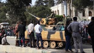 Rusya: TSK, Afrin'de suçun önüne geçti