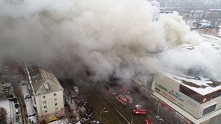 AVMdeki yangında flaş gelişme! Ölü sayısı artıyor