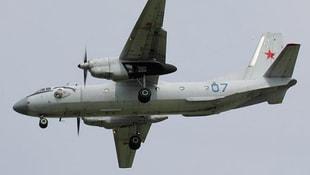 Rus uçağı Suriyede düştü: 32 ölü