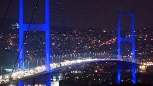 Türkiye bugün maviye bürünecek