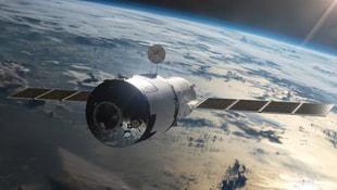 Çinin uzay istasyonu düştü