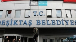 Beşiktaş Belediyesine operasyon!