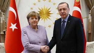 Merkelden Erdoğana davet!
