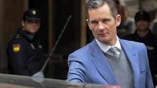 İspanya Kralının eniştesine hapis şoku
