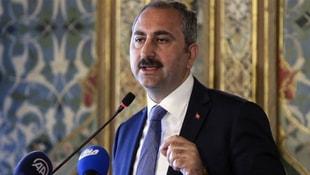 Adalet Bakanı kanunlaşacak ilk yasayı açıkladı