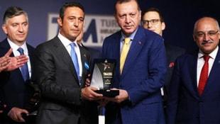 Cumhurbaşkanı Erdoğandan tebrik telefonu