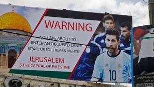 Arjantin İsraille hazırlık maçını iptal etti