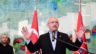 Kılıçdaroğlunun danışmanı istifa etti