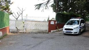 Adnan Oktarın Çengelköydeki evi mühürlendi