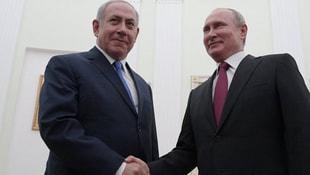 Netanyahu, Putinle istişare ettikleri konuları açıkladı
