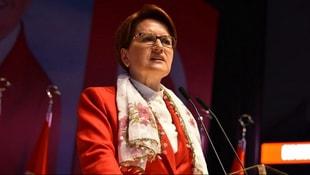 MHPden Akşener hakkında suç duyurusu
