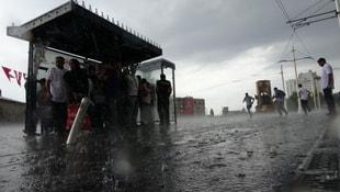 İstanbullular dikkat! Meteroloji uyardı