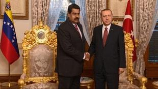 Venezüella, altınlarını Türkiyeye gönderiyor