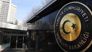 Türkiyeden ABD açıklaması