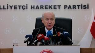 Bahçeliden İYİ Parti açıklaması