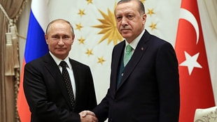 Cumhurbaşkanı Erdoğan Rusya Devlet Başkanı Putin ile görüşecek