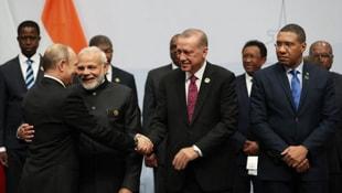 Cumhurbaşkanı Erdoğan BRICS Zirvesinde