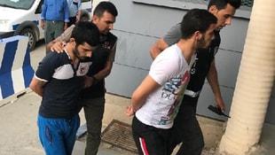 Yahyalıda fuhuş görüntüleriyle iş adamlarına şantaja 4 tutuklama