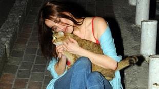 Elif Kaya: Hayvanlara aşığım