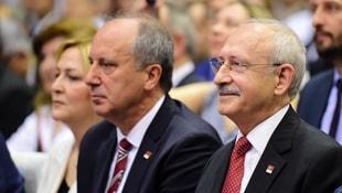 Kılıçdaroğlu ve İnceden sonra CHPye üçüncü aday