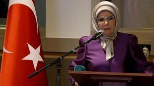 Emine Erdoğan: Teröristler hak ettikleri cezayı bulacaklar