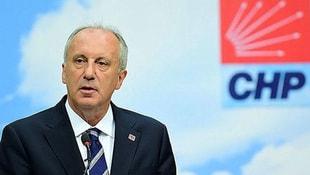 Muharrem İnce, Cumhurbaşkanı Erdoğana çağrıda bulundu