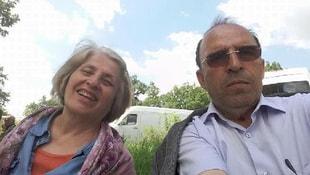 Emekli öğretmen çift, kazada öldü