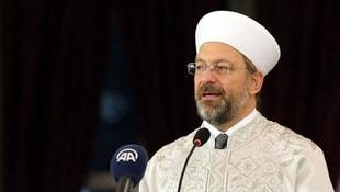 Diyanet İşleri Başkanından Adnan Oktar açıklaması