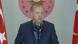 Erdoğandan ekonomi mesajı
