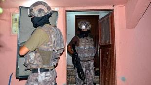 Adanada PKKya 15 Ağustos operasyonu:12 gözaltı