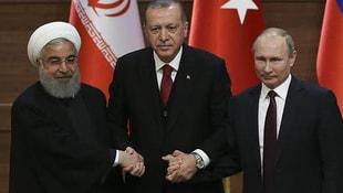 Kremlin duyurdu! Rusya, İran ve Türkiye...