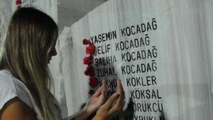 Yalova'da deprem kurbanları anıldı