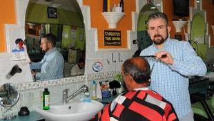 17 Ağustos berberinden ücretsiz tıraş