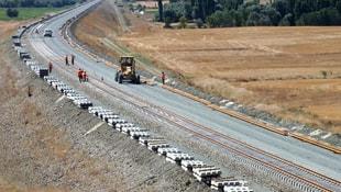 Yozgat Valisi Yurtnaç: YHTde ray serim çalışmaları sürüyor