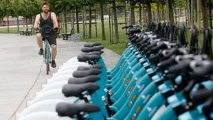 Bisiklet üzerinde İstanbul turu: İsbike