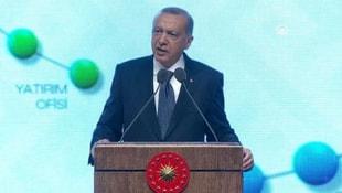 Cumhurbaşkanı Erdoğan 100 günlük eylem planını açıklıyor