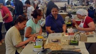 Çukurovalı kadınlar, el emeği pazarıyla iş hayatına katılıyor