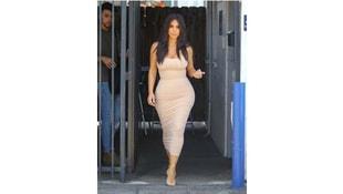 Kim Kardashianın memnuniyetsizliği!