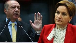 İYİ Parti'den Erdoğan'a flaş mesaj!
