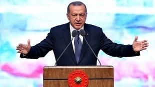 Erdoğandan iş dünyasına mesajlar! Hepsi geçecek...
