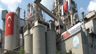 Nuh Çimentoya o tesis için ÇED raporu kıyağı!