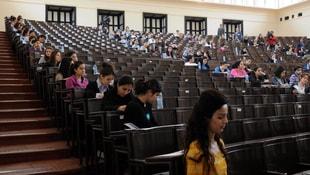 YGS sınavında 2 soru iptal edildi