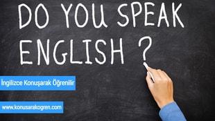 Dünyanın Ortak Dili Olan İngilizceyi konusarakogren.comda İndirimli Öğrenin!