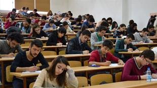 O maddeye güvenen 78 bin öğrenci YGSye girmedi