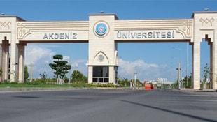 Akdeniz Üniversitesinde yolsuzluk operasyonu: 75 kişi gözaltında