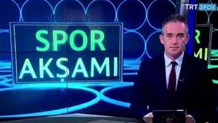 TRT Spor Fenerbahçe ve Aziz Yıldırımdan özür diledi
