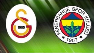 İşte Galatasaray-Fenerbahçe derbisinin akıllara kazınan capsleri