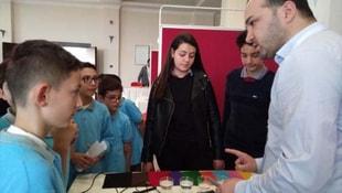 Trabzon'da, Bilim ve Teknoloji Şenliği düzenlendi