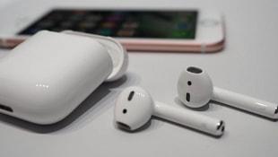 Appleın kablosuz kulaklığı Airpods Türkiyede!