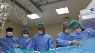 Erzurum'da iki hastaya TAVI yöntemi uygulandı